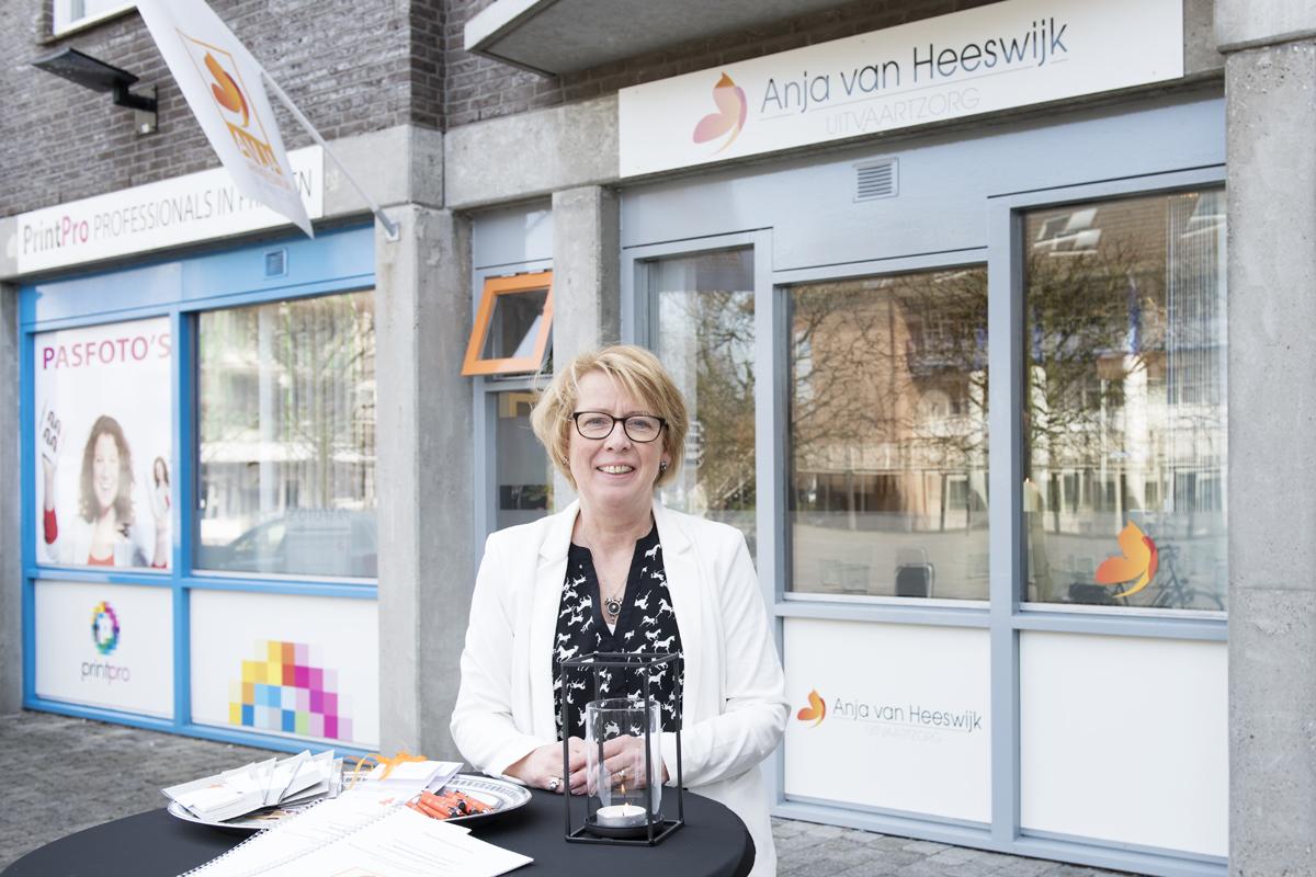 Kantoor Anja van Heeswijk Uitvaartzorg